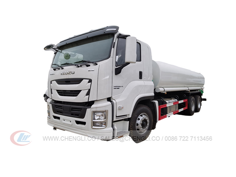 Isuzu Water Truck