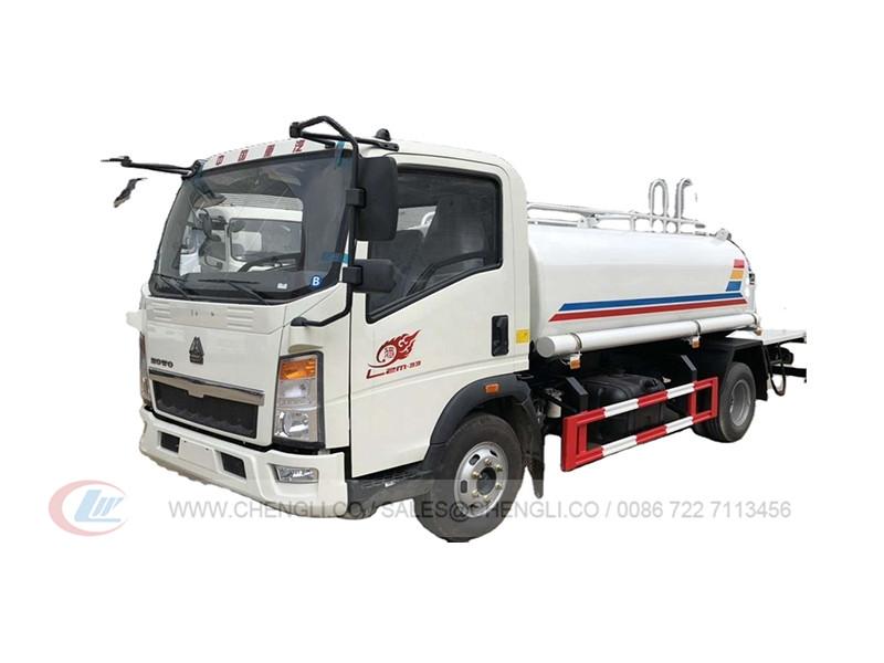 Howo Water Truck